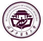 湖南中医药大学2020年自学测验专科、本科有什么专业?